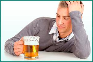 Употребление пива при цистите