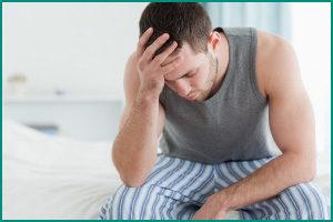Боль в лобковой области