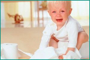 Цистит в детском возрасте