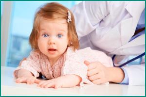 Воспаление мочевого пузыря у ребенка