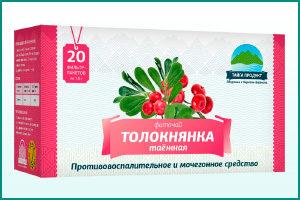"""Лечебный фиточай """"Толокнянка"""""""