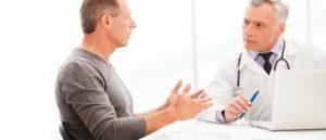 Какой врач лечит простатит у мужчин?