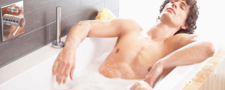 Теплая ванна при воспалении простаты