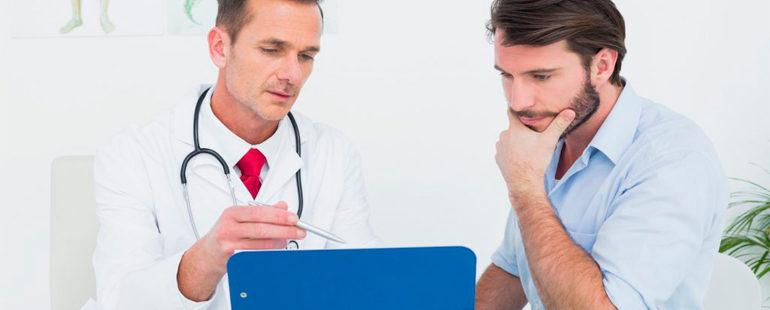 Кто лечит простатит какой врач