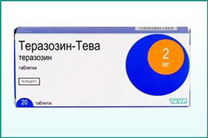 Препарат Теразозин