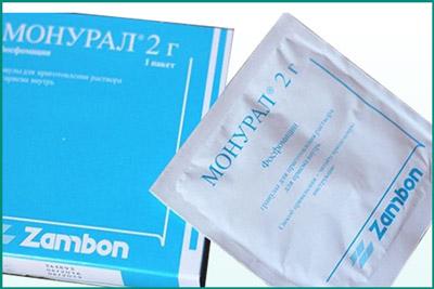 Препарат Монурал