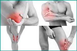 Боль в суставах и мышцах