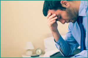 Обострение хронического простатита: симптомы