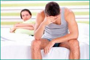 Первые симптомы простатита