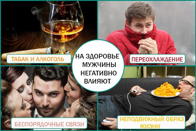 Можно ли пить алкоголь при простатите — Простатит