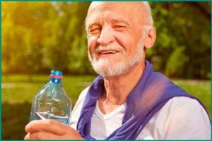 Употребление минеральных вод при простатите