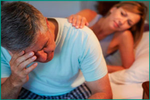 Болевые ощущения при семяизвержении (эякуляции)