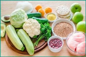 Правильное питание при уретрите: рекомендованные продукты