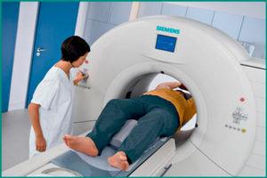 Компьютерная томография органов брюшной полости