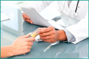 Антибиотики при болях во время мочеиспускания