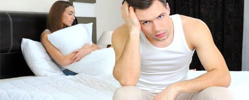 Половое бессилие у мужчин