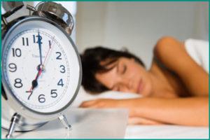 Наладить режим сна