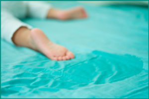 Лечение энуреза: коврик против энуреза