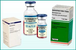 Препараты для онкологии