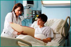 Лучевая терапия органов малого таза