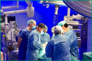 Оперативное лечение мочекаменной болезни