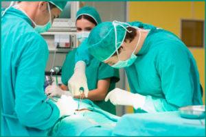 Операции при мочекаменной болезни