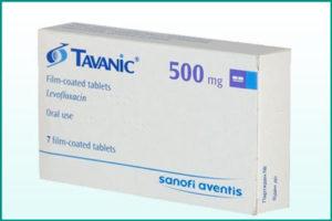 Препарат Таваник