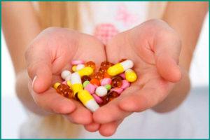 Препараты при задержке мочеиспускания