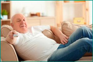 Гиподинамия: симптомы