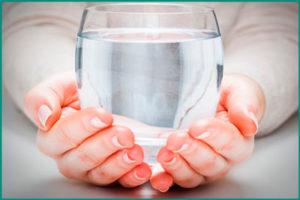 Обильное потребление воды