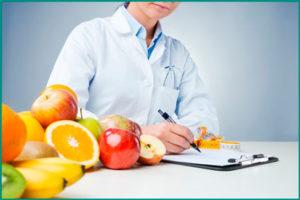 Правильное питание при кисте почек
