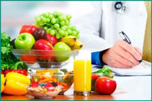 Лечебная диета при нефропатии почек
