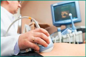 Ультразвуковая диагностика мочекаменной болезни