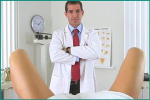 Регулярный осмотр у врача