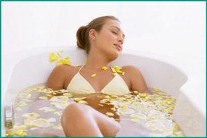 Применение теплых ванночек при воспалениях почек
