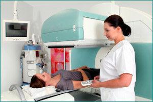 Процедура нефросцинтиграфия