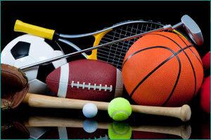 Инвентарь для спорта