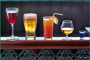 Напитки содержащие спирт
