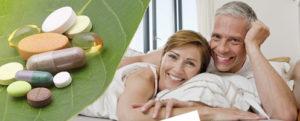 БАДы, применяемые для улучшения половых функций мужчины