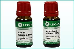 Препарат Арсеникум альбум
