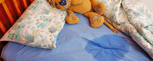 Психологические проблемы как фактор развития энуреза