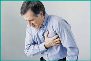 Болит сердце у мужчины