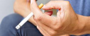 Курение как фактор развития проблем с потенцией