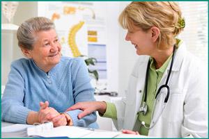 Регулярное посещение доктора