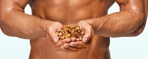 Влияние орехов на потенцию мужчин: лучшие рецепты