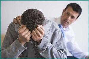 На приеме у врача-психотерапевта
