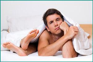 Снижение ощущений при сексе