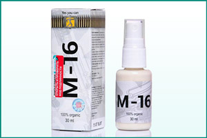 Препарат М16