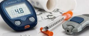 ацетон в моче при диабете
