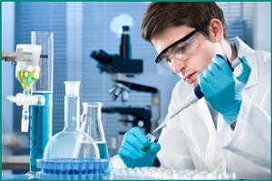 Исследования мочи в лаборатории